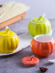 baratos -Vidro Gadget de Cozinha Criativa Armazenamento de alimentos 7pçs Organização de cozinha