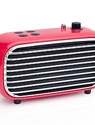 economico -Speaker Bluetooth 4.2 USB Casse acustiche da supporto o da scaffale Verde Bianco Rosso Blu