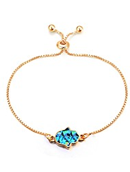 cheap -Women's Chain Bracelet - Classic, Fashion Bracelet Gold Hamsa Hand For Daily Office & Career