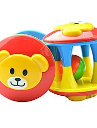 Недорогие -Музыкальная игрушка Игрушечные музыкальные инструменты Игрушки Круглый Пластик 1 Куски Дети Подарок