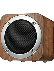 cheap -IXB-B06 Bluetooth Speaker Bluetooth 4.0 3.5mm AUX TF Card Slot Bookshelf Speaker Subwoofer Brown
