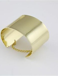 cheap -Women's Cuff Bracelet - Fashion Bracelet Gold For Daily / Going out