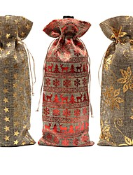 Недорогие -Рождество / Для вечеринок джут Свадебные украшения Праздник / Классика / Урожай Theme Все сезоны