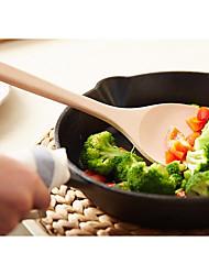 economico -Utensili da cucina Legno Portatile spatola 1pc