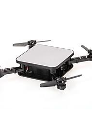 Недорогие -RC Дрон HYS01 4 канала 6 Oси 2.4G С 0.3MP HD Camera Квадкоптер на пульте управления Высота Холдинг WIFI FPV Возврат Oдной Kнопкой Прямое