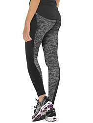 cheap -Yoga Pants Tracksuit Bottoms Thermal / Warm Moisture Permeability High Breathability (>15,001g) Breathable Compression Stretch Reversible