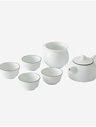 Недорогие -1шт Фарфор Кофе и чай Высокое качество , 71*44*54