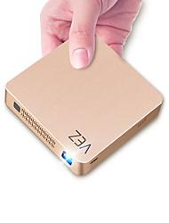 economico -Factory OEM VEZ DLP Mini videoproiettore FWVGA (854x480) 200