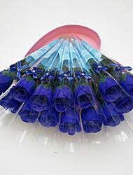 Недорогие -Искусственные Цветы 6 Филиал Пастораль Стиль Розы Букеты на стол