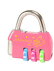 cheap -MMS-14 Padlock Metalic for Drawer Gym & Sports Locker Cupboard