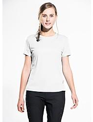 economico -Snowwolf® Per donna T-shirt da escursione Esterno Asciugatura rapida Elastico Sfregamento ridotto Ultra sottile Traspirabilità T-shirt