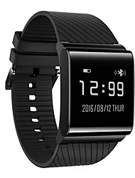 cheap -X9 PLUS Smart Watch iOS Android Heart Rate Monitor IP67 Waterproof Pedometers Sleep Tracker Blood Pressure Measurement Anti-lost Call