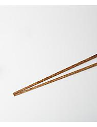 economico -Legno 10 pezzi bastoncini 53*38*33.5