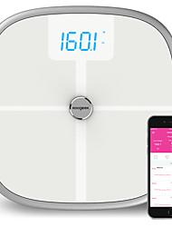 baratos -koogeek fda aprovado escala de saúde inteligente bluetooth wi-fi sincronização medidas massa muscular do osso bmi bmr e gordura visceral