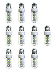 Недорогие -10 шт. 4W 350lm E26 / E27 36 Светодиодные бусины SMD 5730 Светодиодная лампа Белый 220-240V