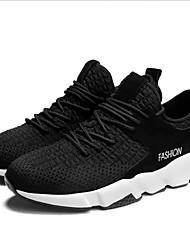 Muškarci Cipele Til Proljeće Jesen Udobne cipele Atletičarke tenisice Hodanje za Atletski Crn Sive boje