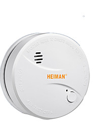 cheap -heiman 625 fire alarm smoke detector wall hanging light sensor 85db