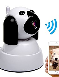 cheap -Dogs Cats Pets Pet Monitors Security Camera Wireless WiFi Motion Detection Two-Way Mode Audio Night Vision HD