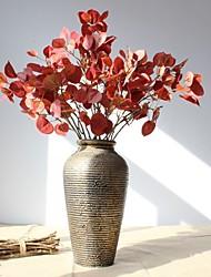 abordables -Fleurs artificielles 1 Une succursale Rustique / Style Simple Plantes Arbre de Noël