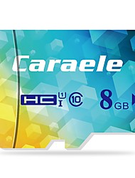 abordables -Caraele 8Go TF carte Micro SD Card carte mémoire Class10 CA-1