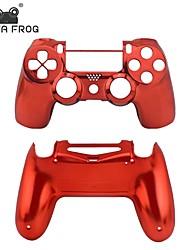 abordables -Partes de reemplazo del controlador del juego Para PS4 ,  Removible Partes de reemplazo del controlador del juego ABS 1 pcs unidad