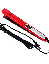 cheap -Factory OEM Straightening and Flat Irons for Men and Women 220V Power light indicator Curler & straightener Handheld Design