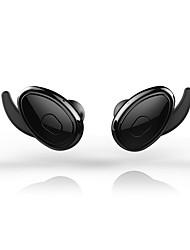 cheap -S6 Bluetooth Headsets Earphones (Earbuds, In-Ear) Bluetooth4.1 Headphones Dynamic Copper Mobile Phone Earphone Mini Headset