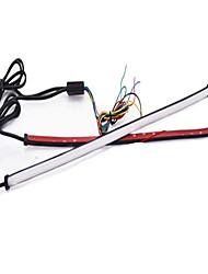 Недорогие -1 шт. Лампы 26W SMD 4014 132 Лампа поворотного сигнала For Ford / Volkswagen Golf / Fiesta Все года