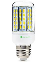 cheap -SENCART 1pc 8W 1500lm E14 / GU10 / B22 LED Corn Lights T 96 LED Beads SMD 5630 Decorative Warm White / Cold White 110-120V / 200-240V