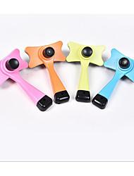 economico -Prodotti per cani Prodotti per gatti Pennelli Elastici Ompermeabile Portatile regolabile flessibile Lavabile Arancione Blu Rosa