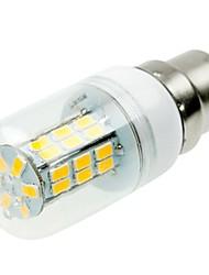 abordables -SENCART 1pc 5W 800-1200lm E14 G9 E26 / E27 B22 Ampoules Maïs LED T 42 Perles LED SMD 5730 Décorative Blanc Chaud Blanc Froid 12V 220-240V