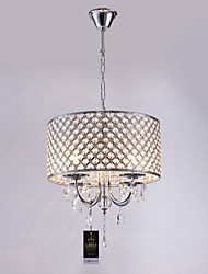 cheap -Lightinthebox Traditional / Classic Chandelier Uplight - Crystal, 110-120V 220-240V, Warm White, Bulb Not Included
