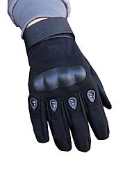 cheap -Full Finger Unisex Motorcycle Gloves Carbon Fiber Fiber Wearable Non-Skid Breathability