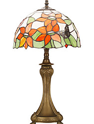 baratos -Tradicional/Clássico Decorativa Luminária de Mesa Para Metal 220-240V Café