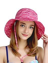 baratos -Boné de Corrida Chapéu Primavera Verão Secagem Rápida A Prova de Vento Dobrável UPF50+ Sertão Resistente aos raios UV Respirabilidade