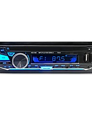 cheap -1.5 inch 1 DIN 848 x 480 Other Other OS Car DVD Player  for universal MP3 Radio FM Transmitter with Mp3 WMA