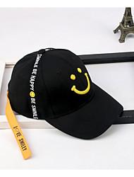 abordables -Homme Coton Basique Casquette de Baseball - Basique, Couleur Pleine / Imprimé