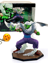 cheap -Anime Action Figures Inspired by Dragon Ball Piccolo PVC 16 CM Model Toys Doll Toy