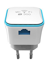 cheap -WiFi-Repeater / Range Extender Effort-free Network Setup / Easy to Use 1pack ABS Plastic / PC N600 WiFi-Enabled
