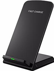 Недорогие -Беспроводное зарядное устройство Зарядное устройство USB Универсальный Беспроводное зарядное устройство / Qi Не поддерживается 2 A 100~240 V для iPhone X / iPhone 8 Pluss / iPhone 8