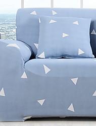 billige -Moderne 100% Polyester Mønstret Loveseat Dække, Simple Blomstret Trykt Møbelovertræk