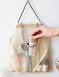 Недорогие -1шт Хранение сыпучих продуктов Хранение продуктов питания Текстиль Аксессуар для хранения Кухонная организация