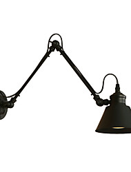 cheap -Anti-Glare / Mini Style LED / Retro / Vintage Swing Arm Lights Living Room / Study Room / Office / Hallway Metal Wall Light 110-120V /