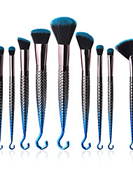 cheap -7 pcs Professional Makeup Brushes Makeup Brush Set / Foundation Brush / Eyelash Brush Artificial Fibre Brush / Synthetic Hair