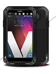cheap -Case For LG V20 Water/Dirt/Shock Proof Full Body Cases Solid Color Hard Metal for LG V20