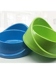abordables -200l L Gatos Cuencos y Botellas de Agua Mascotas Cuencos y Alimentación Portátil Verde Azul