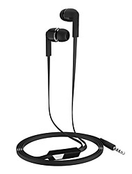 cheap -K3L14 In Ear Audio IN / Mini USB Headphones Dynamic Acryic / Polyester Mobile Phone Earphone Headset