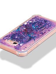 abordables -Funda Para Samsung Galaxy A7(2017) / A5(2017) Antigolpes / Líquido / Diseños Funda Trasera Atrapasueños / Brillante Suave TPU para A3 (2017) / A5 (2017) / A7 (2017)