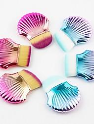 Недорогие -3шт Кисти для макияжа профессиональный Кисть для румян Синтетические волосы Для профессионалов / Мягкость / синтетический Смола