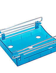 cheap -Kitchen Organization Rack & Holder Plastic Easy to Use 1pc